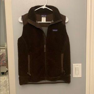 Brown Women's Patagonia vest